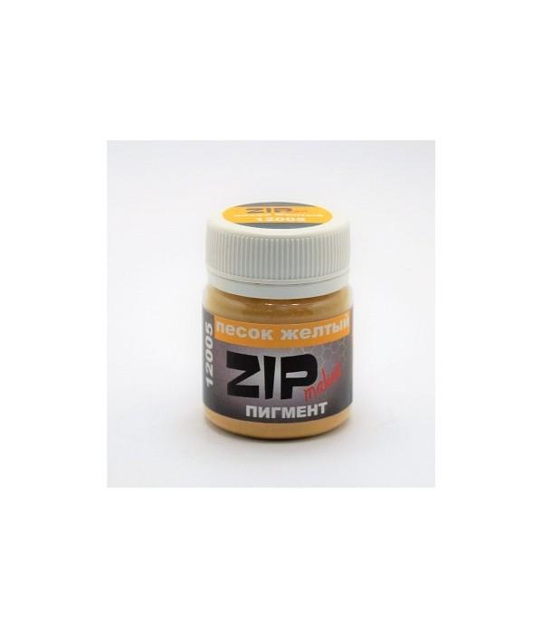 Пигмент Песок Желтый ZIP-maket 12005