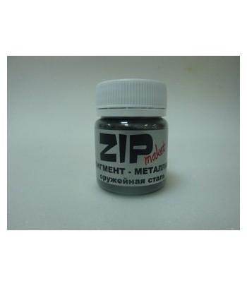 Пигмент Оружейная сталь ZIP-maket 12033