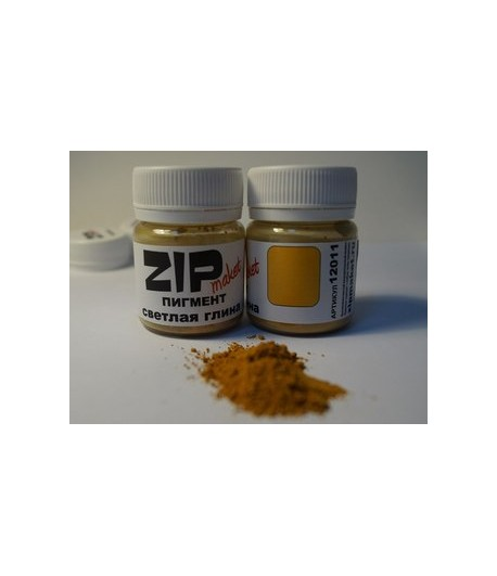 Пигмент Светлая глина ZIP-maket 12011