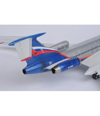 Российский авиалайнер Ту-154М ЗВЕЗДА 7004