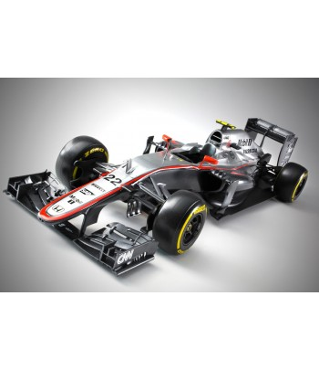 McLaren honda- early season MP4-30 2015 EBBRO 20013