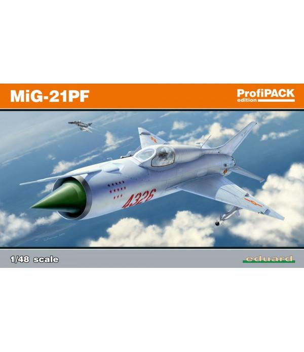 Самолет MiG-21PF EDUARD 8184