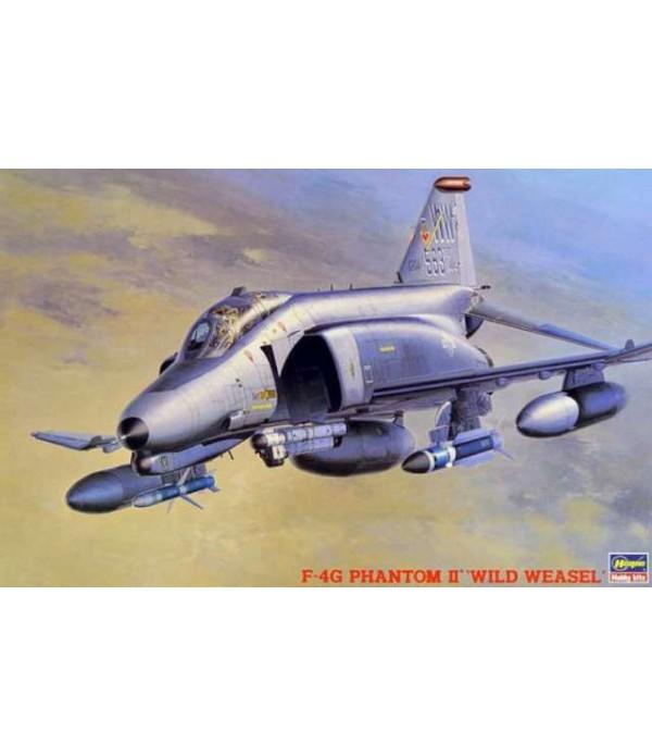 F-4G Phantom II Wild Weasel HASEGAWA 07209