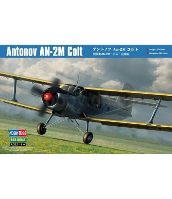 Самолёт Antonov AN-2M Colt 1/48 HOBBY BOSS 81707