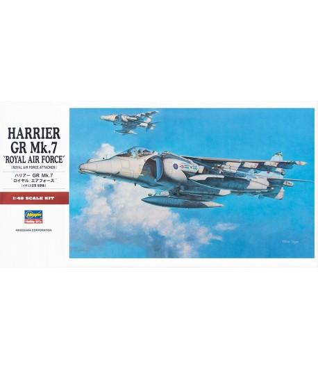 Самолёт Harrier GR Mk.VII HASEGAWA 07236
