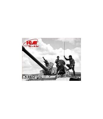 Советский танковый экипаж (1979-1988), фигуры ICM 35601