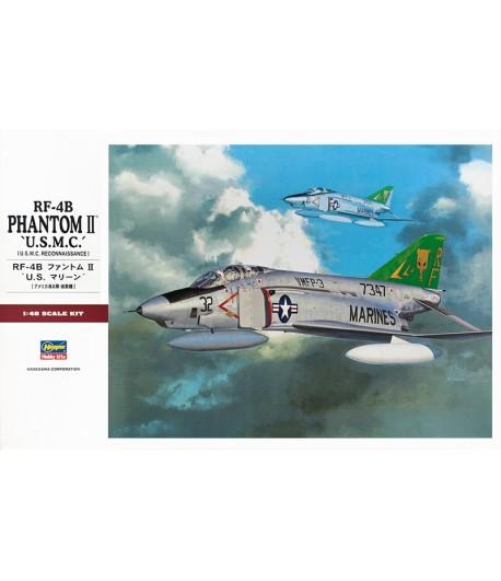 RF-4B Phantom II USMC HASEGAWA 07231