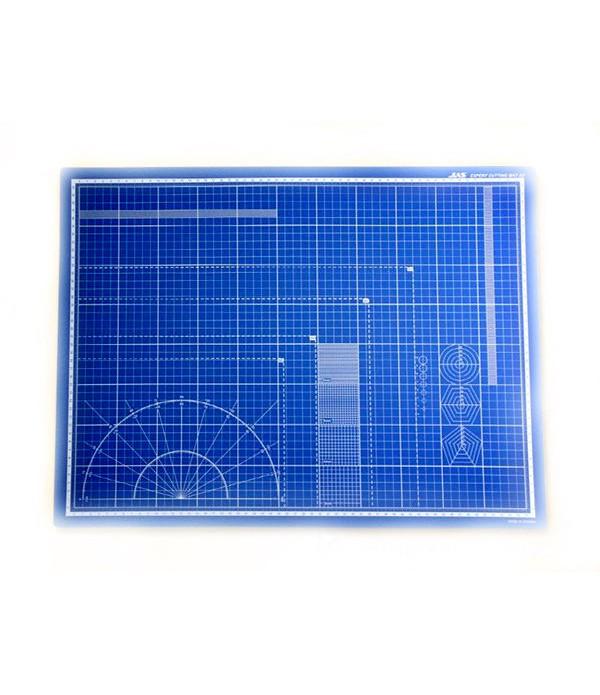 Коврик для резки самовосстанавливающийся 5-ти слойный. Размер 300x450 (А3) JAS 4513
