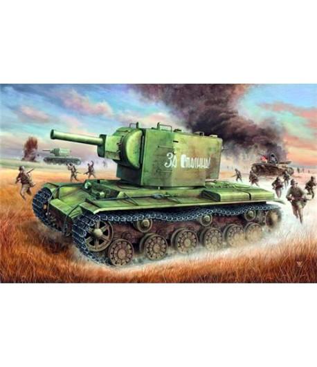 Russian KV-2 Tank TRUMPETER 00312