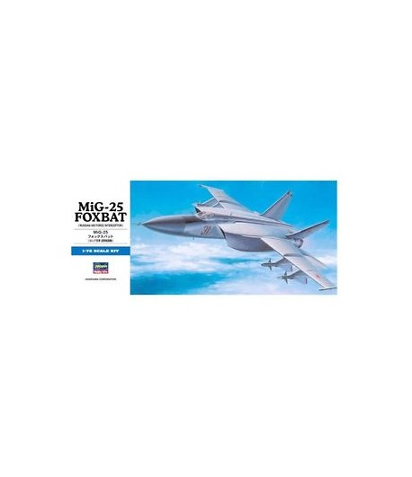 MiG-25 Foxbat HASEGAWA 00434