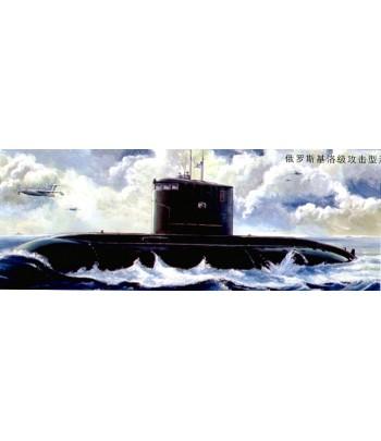 """Подводная лодка """"Варшавянка"""" TRUMPETER 05903"""