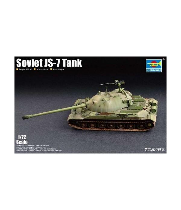 Советский тяжелый танк ИС-7 TRUMPETER 07136