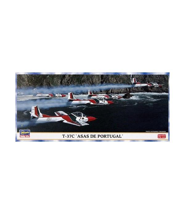 T-37C ASAS DE Portuga HASEGAWA 00698