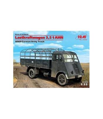 Lastkraftwagen 3,5 t AHN, грузовой автомобиль германской армии 2МВ ICM 35416
