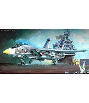 ПалубныйсамолётF-14AТомкэт(1:48) ACADEMY12253