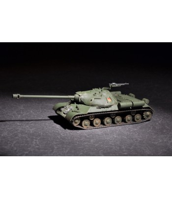 Танк Russian JS-3 with 122mm BL-9 (1:72) TRUMPETER 07163