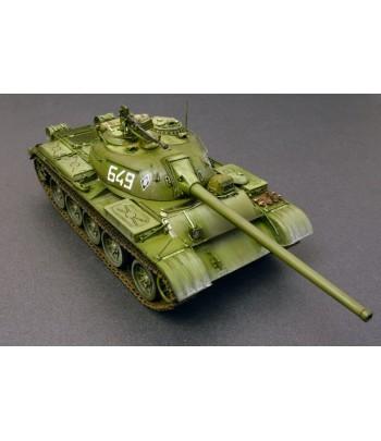 T-54-2 Советский средний танк. Обр. 1949 г. MINIART 37012