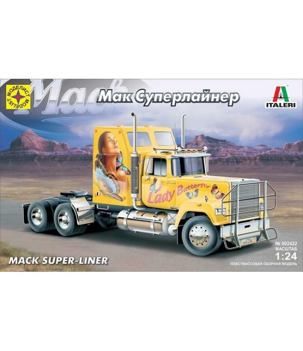 Автомобиль МАК Суперлайнер (1:24) МОДЕЛИСТ 602422