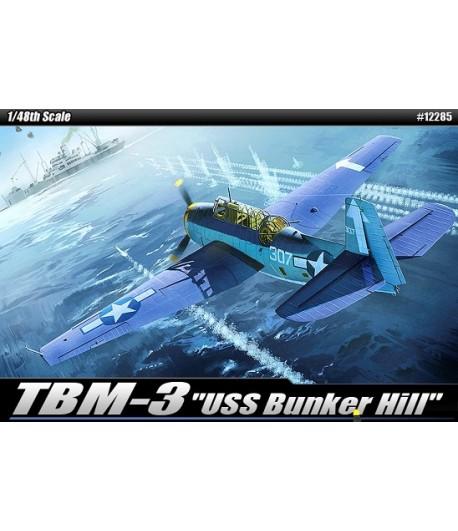 СамолётTBM-3Эвенджер(1:48) ACADEMY12285
