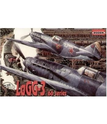 Самолет ЛаГГ-3 66 серия RODEN 039