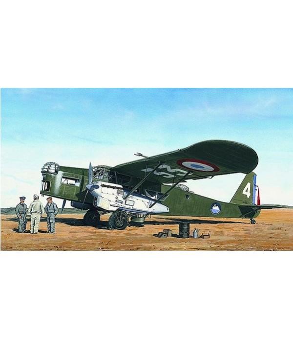 Самолёт Potez 540 (1:72) SMER 0846