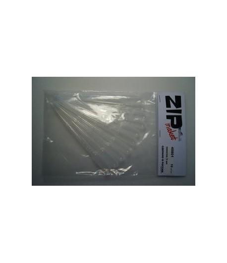 Пипетка 3 мл. / 10 штук ZIP-maket 40801
