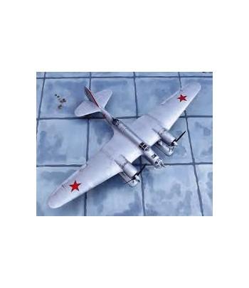 СБ 2М-100A, Советский бомбардировщик ІІ Мировой войны ICM 72162