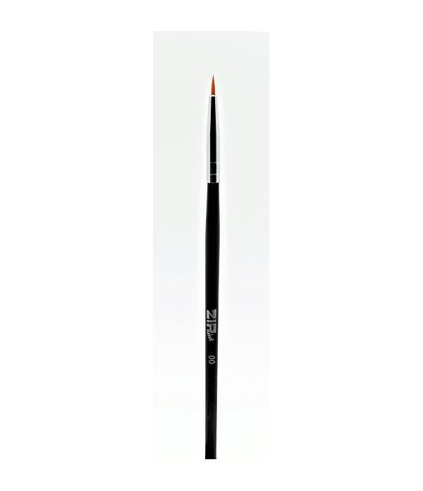 Кисть круглая синтетика 00 ZIP-maket 41003