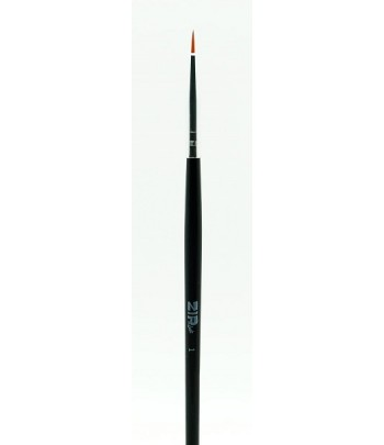 Кисть круглая синтетика 1 ZIP-maket 41005