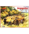 German Bergepanther (Early Version) with Tank Crew ICM 35342