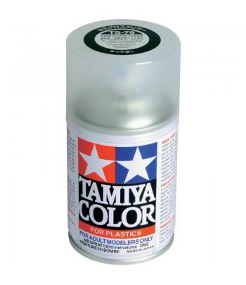 TS-79 Лак полуматовый (спрей) TAMIYA 85079