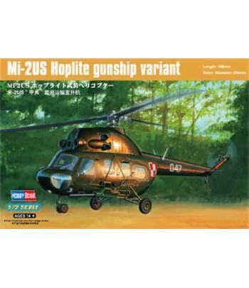 Вертолет Миль Mi-2US Hoplite gunship variant HOBBY BOSS 87242