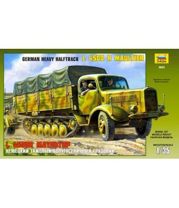 Немецкий тяжелый грузовик L 4500A Маультир ЗВЕЗДА 3603