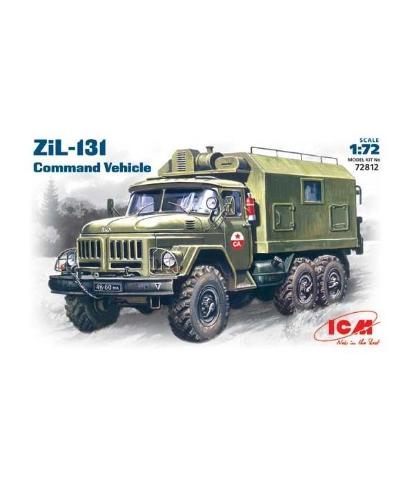 ЗиЛ-131 КП ICM 72812