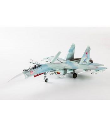 Российский многоцелевой истребитель СУ-27СМ ЗВЕЗДА 7295
