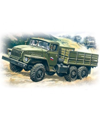 Урал 4320, Грузовик ICM 72611