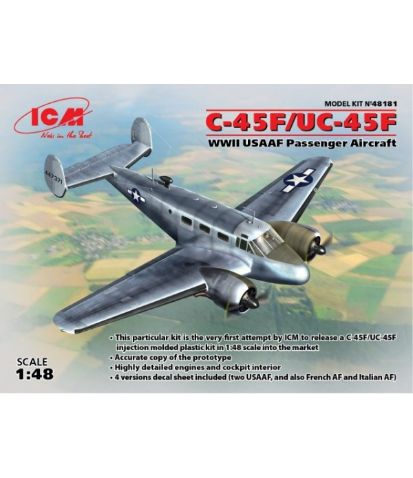 C-45F/UC-45F ICM 48181