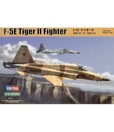 F-5E TIGER II HOBBY BOSS 80207