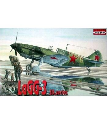 ЛаГГ-3, 35 СЕРИЯ RODEN 038