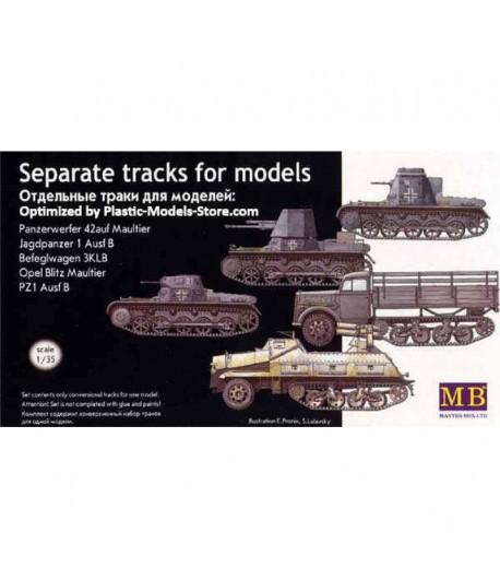 SEPARATE TRACKS MASTERBOX T3505