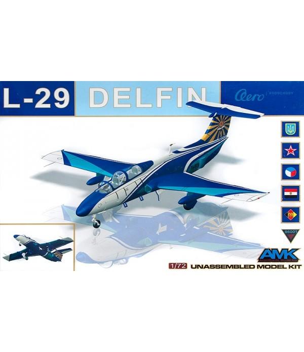AERO L-29 DELFIN AMK 86001