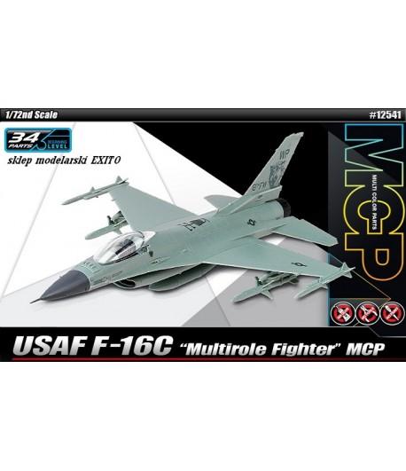 Многоцелевой истребитель F-16C ACADEMY12541