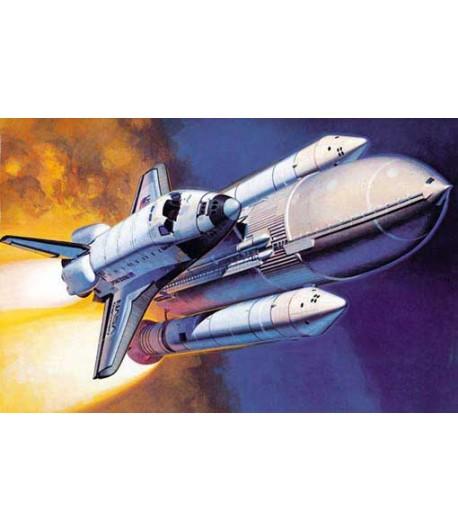 SPACE SHUTTLE С РАКЕТОЙ-НОСИТЕЛЕМ HASEGAWA 10729