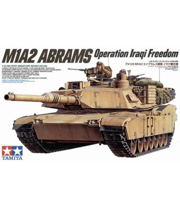 "M1A2 ABRAMS OPERATION IRAQI FREEDOM (АМЕРИКАНСКИЙ ТАНК М1А2 АБРАМС ОПЕРАЦИЯ ""ОСВОБОЖДЕНИЕ ИРАКА"") TA"