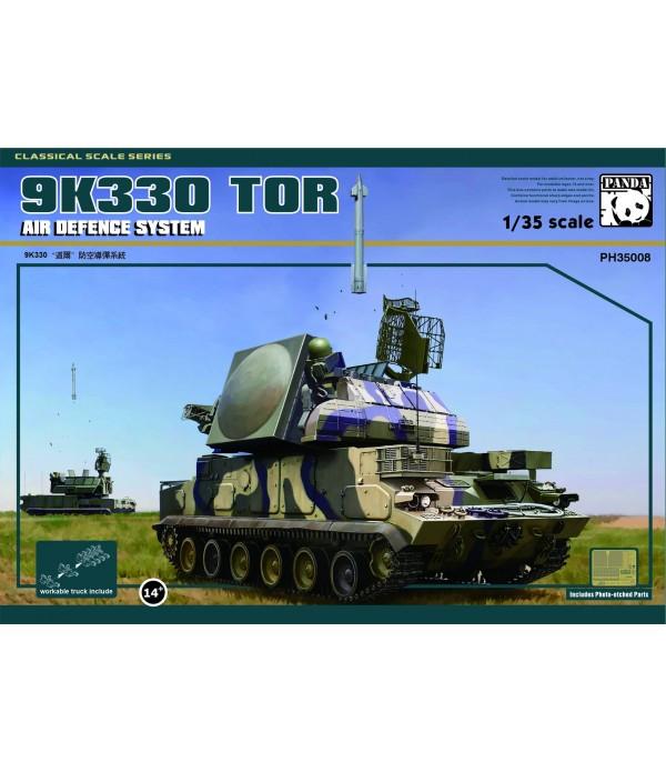 9K330 RUSSIAN TOR-M1 MISSILE SYSTEM PANDA PH35008
