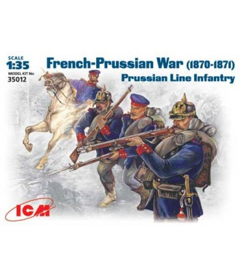 Prussian line infantry ICM 35012