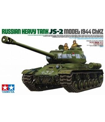 RUSSIAN HEAVY TANK JS-2 MOD 1944 CHKZ (СОВЕТСКИЙ ТЯЖЕЛЫЙ ТАНК ИС-2 МОД 1944 ЧКЗ С ДВУМЯ ФИГУРАМИ) TA