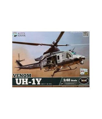 Вертолёт UH-1Y KITTY HAWK KH80124