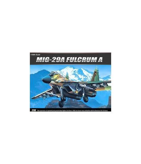 СамолётМИГ-29А ACADEMY12263