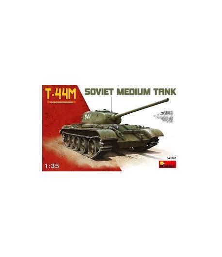 СОВЕТСКИЙ СРЕДНИЙ ТАНК Т-44М MINIART 37002